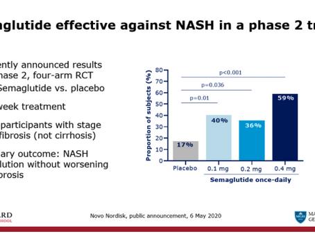 肝炎、NASH予防には1週間製剤を毎日、注射