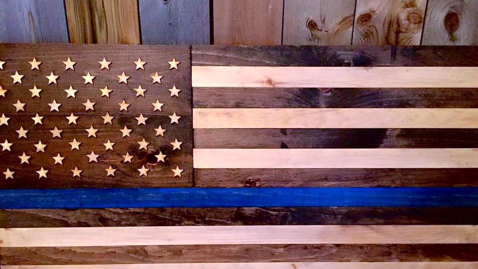 Wood Tone American