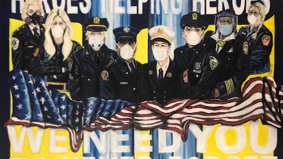 CC911 HEROS