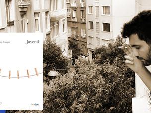 Cem Tunçer'den Bir İlk Kitap: Juvenil