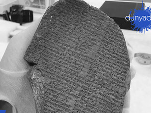 Gılgamış Mezopotamya'ya geri döndü