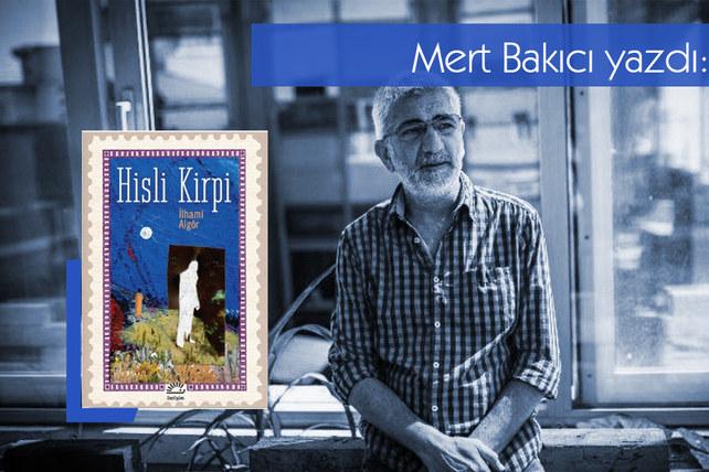 Kendisiyle konuşan roman : Hisli Kirpi