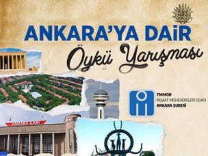 Ankara'ya Dair Öykü Yarışması`nın seçici kurul üyeleri belli oldu