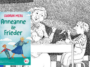 Almanya'nın çocuk klasiklerinden Anneanne ile Frieder şimdi Türkçede!