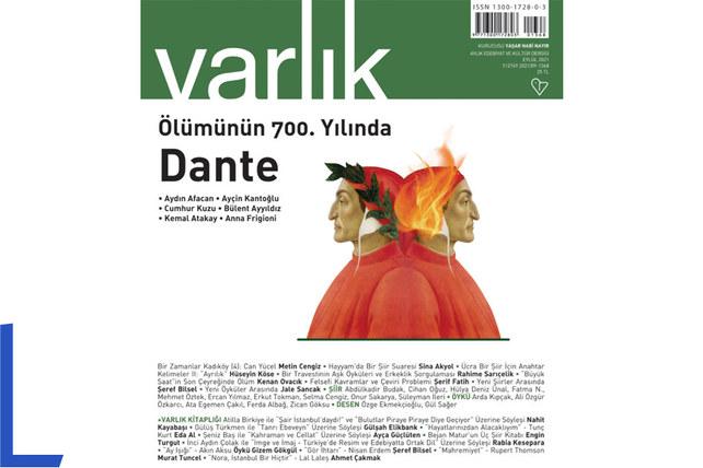 Varlık dergisinin Eylül sayısı çıktı