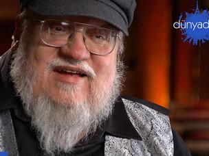 Game of Thrones'un yazarı George R.R. Martin'den yeni kitap