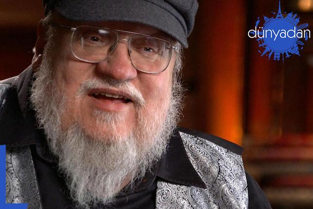 georgerrmartin.jpgGame of Thrones'un yazarı George R.R. Martin'den yeni kitap