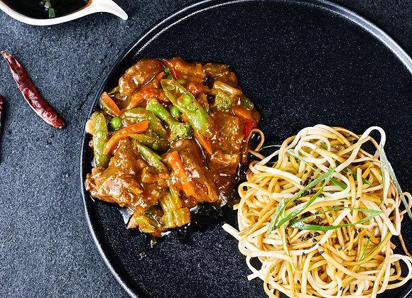 Japanese Beef Teriyaki