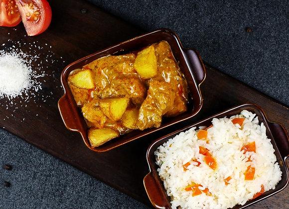 Malay Beef Massaman