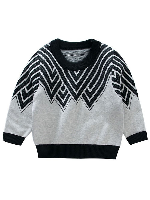 BRODIE KNIT SWEATERS (MULTIPLE PRINTS)