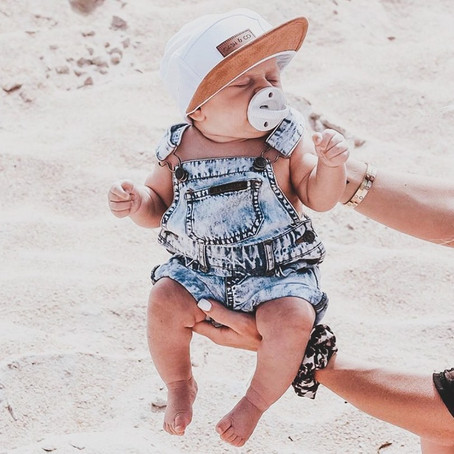 Baby Brands We Love - Snapbacks By Cash + Co