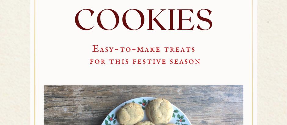 MOLASSES CRINKLE COOKIES | Easy Kid-Friendly Holiday Cookie Recipe