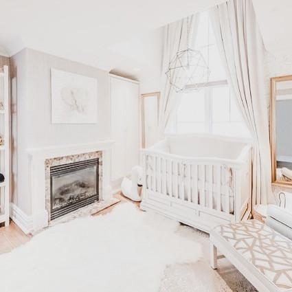 #NurseryGoals - Serene Baby Nursery