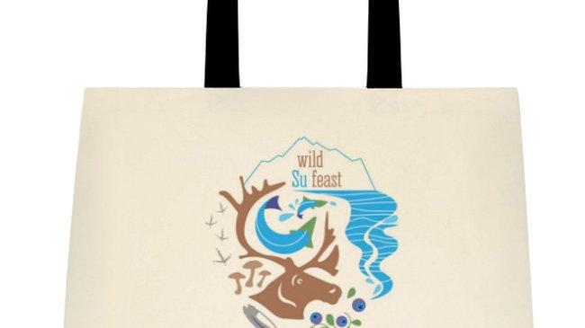 Wild Su Feast Tote Bag