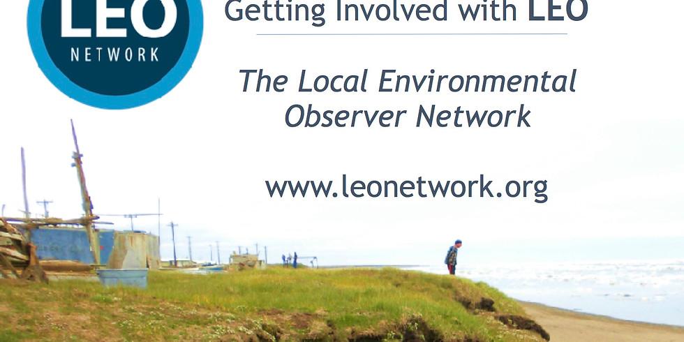 The Local Environmental Observer (LEO) Network