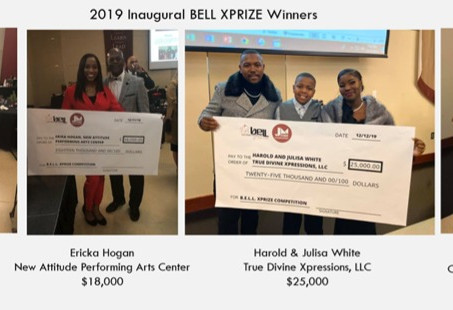 Black Economic Leadership League of Rock Hill Awards $100,000 in XPrize Money to Four Entrepreneurs