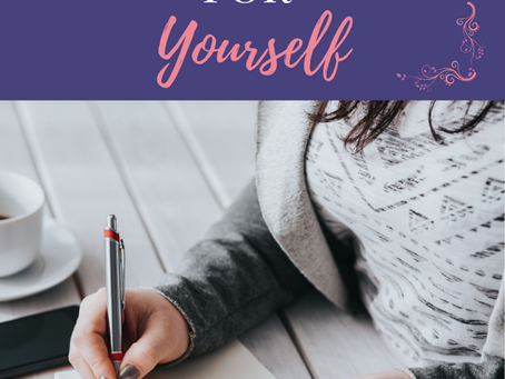 How to Write Now for Yourself