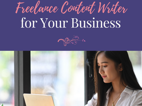 6 Amazing Benefits of Having a Freelance Content Writer For Your Business