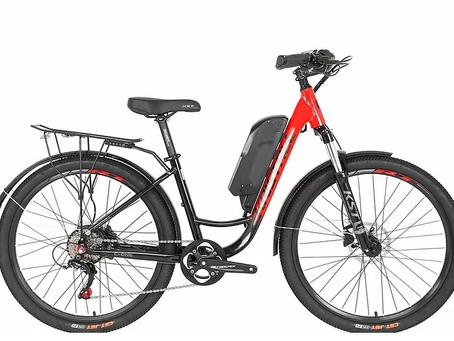 Electric bike for Christmas