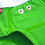 Thumbnail: Sensorunterhose grün Mädchen, 1 Stück