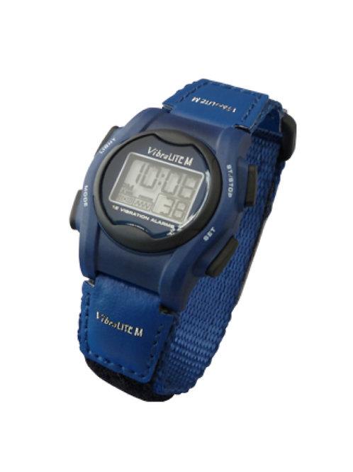 Mini Vibra Lite  - Vibration Alarm Uhr,  blau