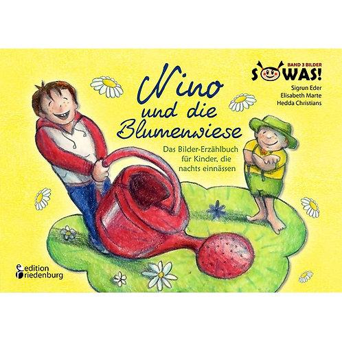 Nino und die Blumenwiese, Erzählbuch