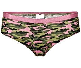 Inkontinenz-Slip Kinder, Hipster camo Mädchen Urifoon.jpg