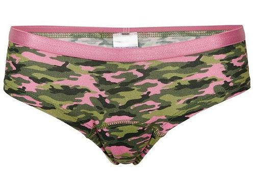 Hipster Mädchen camouflage - UnderWunder