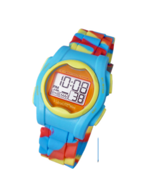 Mini Vibra Lite  - Vibration Alarm Uhr,  mehrfarbig