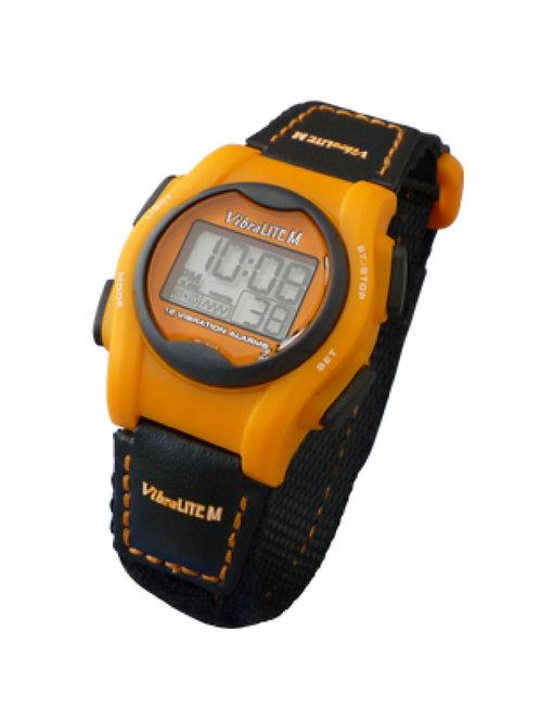 Mini Vibra Lite  - Vibration Alarm Uhr,  Orange