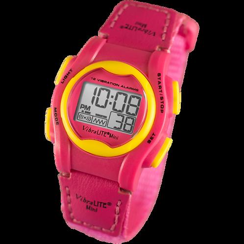 Mini Vibra Lite - Vibration Alarm Uhr Rosa