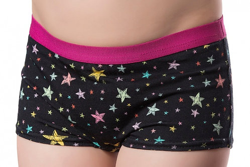 Boxer Mädchen Stary Night - Dry&Cool