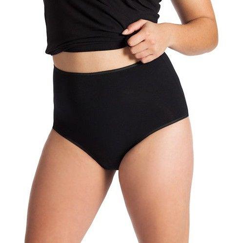 Damen Maxi-Slip schwarz