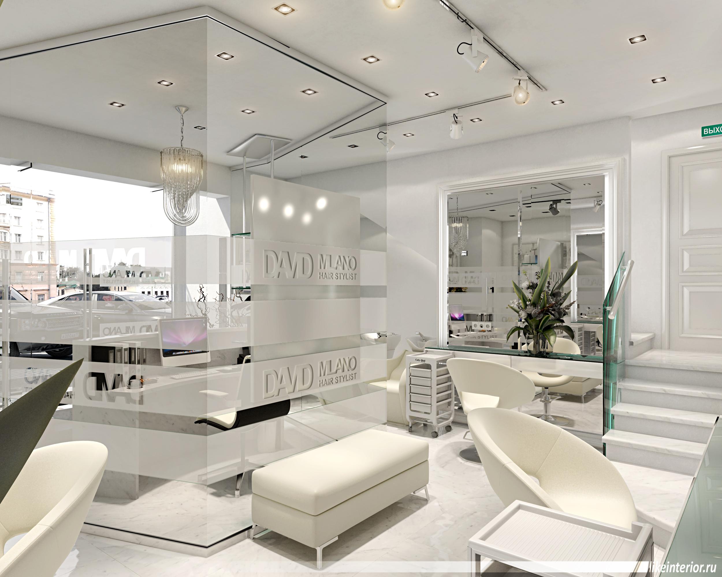Салон красоты на Новинском проспекте