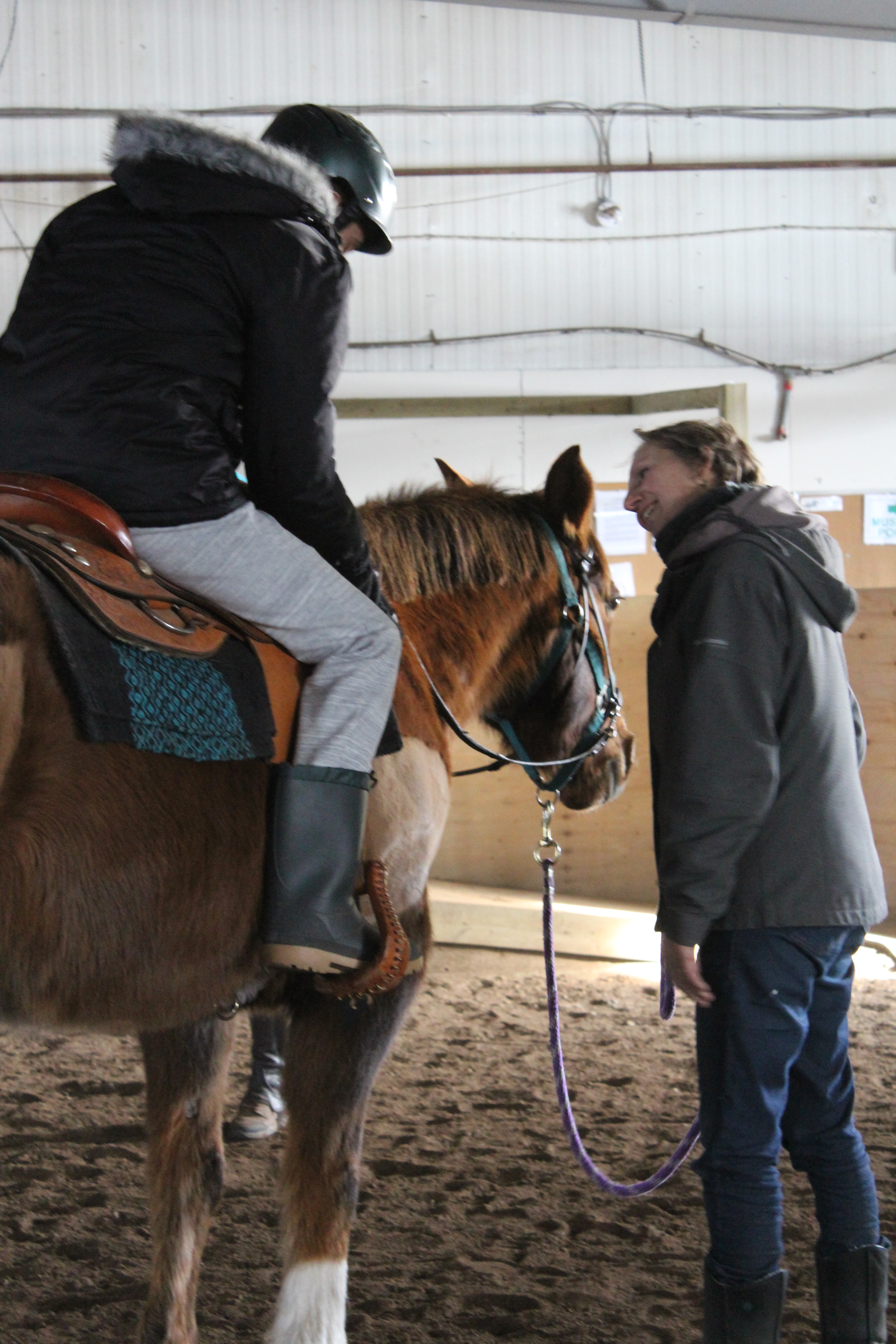 Therapeutic Riding | Calgary | 4:13