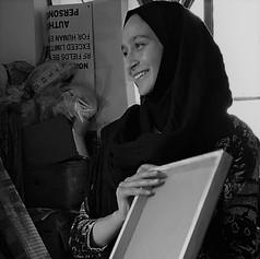 Urooj Fatima, Papier-mâché (Naqashi)