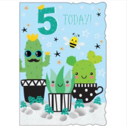Birthday - Age 5
