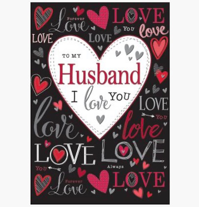 Valentines - Husband