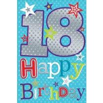 Birthday - Age 18