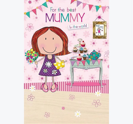 Birthday - Mummy