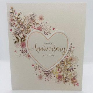 Anniversary - Husband / Wife