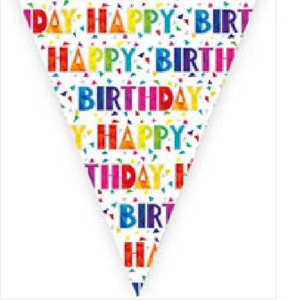 Bunting - Happy Birthday
