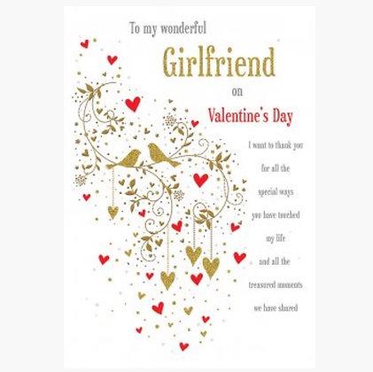 Valentines - Girlfriend