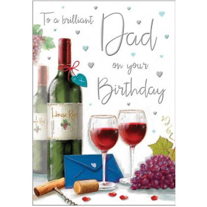 Special Thoughts Range -Birthday -Dad