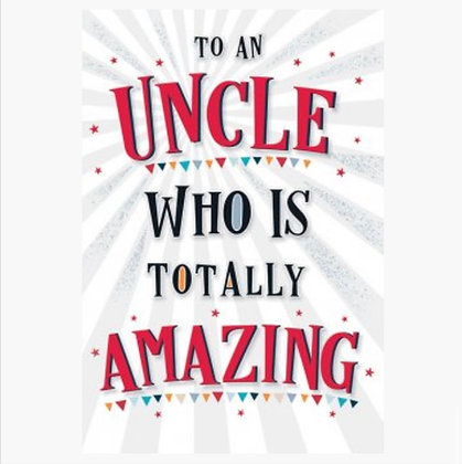 Birthday - Uncle