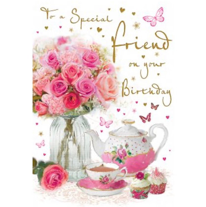 Special Thoughts Range -Birthday - Friend