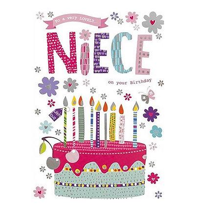 Birthday - Niece