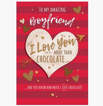 Valentines - Boyfriend