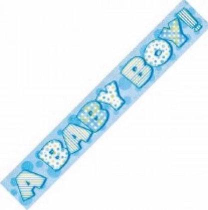Banner - Baby Boy