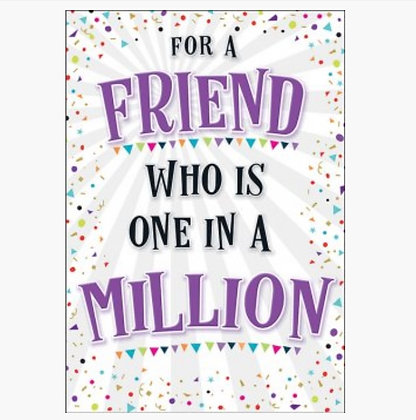 Birthday - Friend